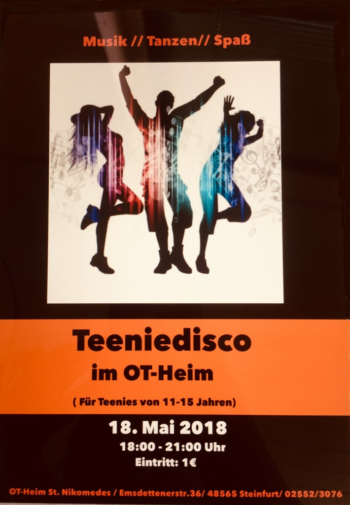 Teeniedisco